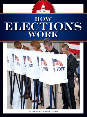 cover image of How Elections Work